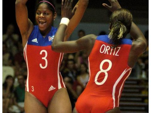 女排前霸主再度无缘奥运会,从世界最强到鱼腩,谁毁了古巴女排?