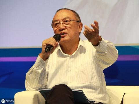 中国商业名人:柳传志