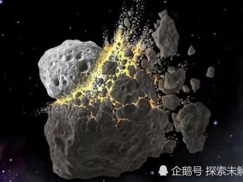 """小行星冲击!大规模太空岩石撞击触发了""""远古地球的冰河时代"""""""