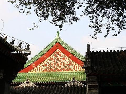 北京半日徒步游,从恭王府到景山公园……