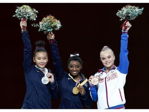 体操——世锦赛女子自由体操决赛赛况(2)