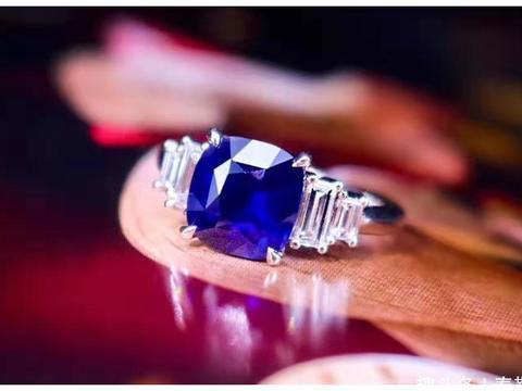 蓝宝石戒指适合当结婚戒指吗?