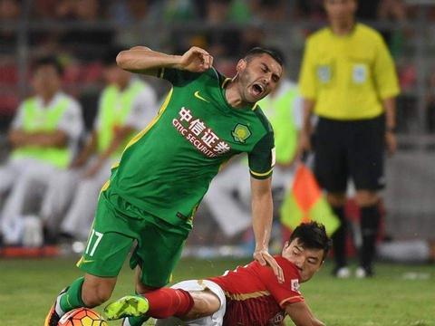 压过巴坎布的国安旧人,欧洲杯预选碰面格里兹曼-又见中超损失