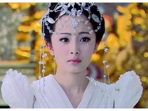 张敏杨幂刘亦菲杨紫赵丽颖刘诗诗唐嫣杨颖,白衣古装谁貌美如花