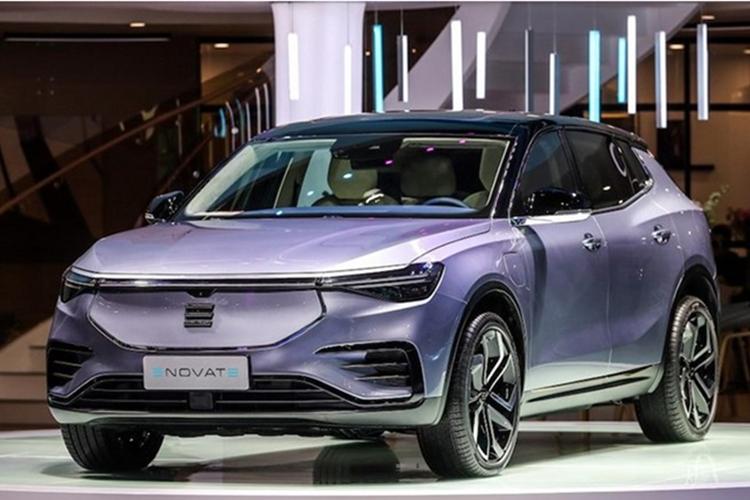 2019广州车展值得关注的十款新能源车(一)