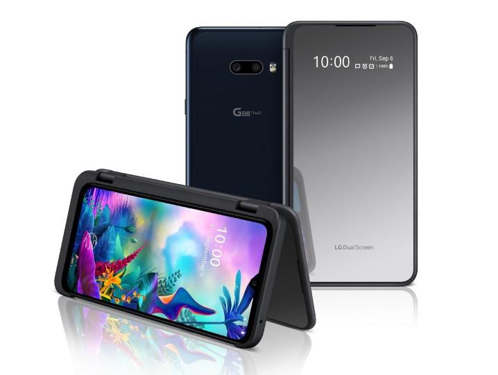 IFA2019:LG双屏手机G8X ThinQ现身