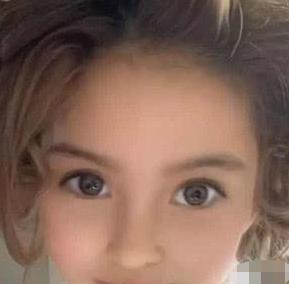 有一种遗传叫周杰伦昆凌的女儿,正面照曝光后:上天是公平的