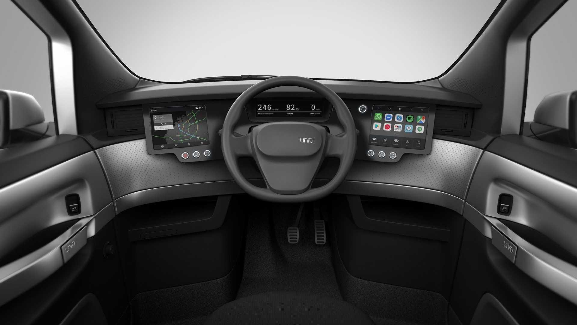 定位城市电动车/预售13万元起 Uniti One将于年内上市