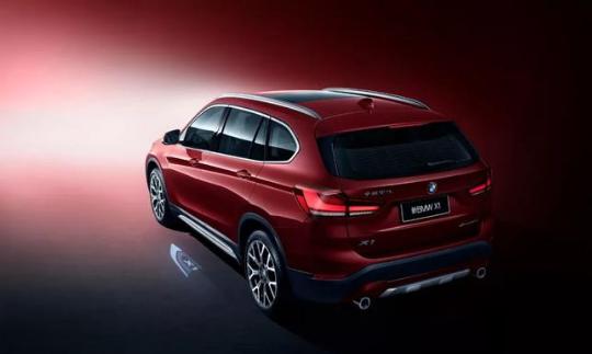 新款宝马X1正式上市,售价区间为27.88万-33.98万元