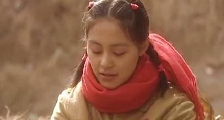 她是《血色浪漫》里刘烨的最爱,和宁静撞脸,出道多年仍不温不火