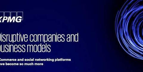 毕马威发布全球颠覆者报告 百度等6家中国公司上榜