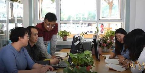 甘肃教育厅用小鱼易连架均衡教育桥梁 偏远地区同享优质教育资源