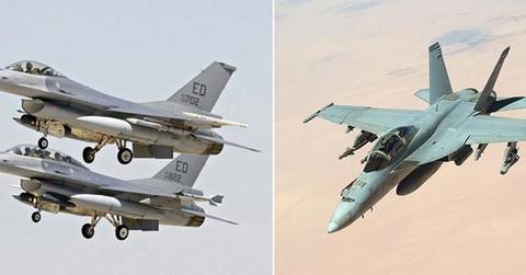 洛马与波音,全球军用航空领跑者,美国空军称霸全球的幕后功臣