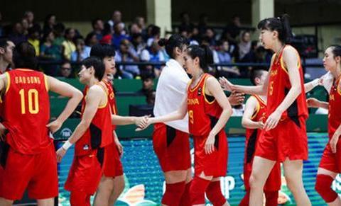 中国女篮将与北美明星队在慈溪、宜昌两地进行热身赛