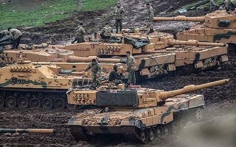 3000名女兵奔赴前线!身经百战视死如归,土耳其最担心的事情发生