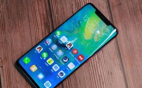 华为性价比最高的一款手机,2K屏幕+全能NFC,如今价格不到4000