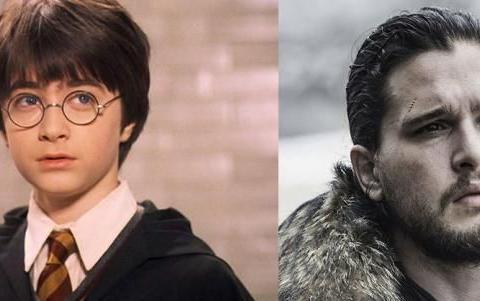 《权游》雪诺想演《哈利波特》斯内普:他是最棒的角色
