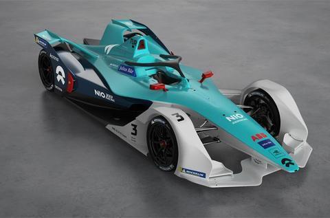 蔚来延续Formula E新赛季征程 NIO 333车队即将出征