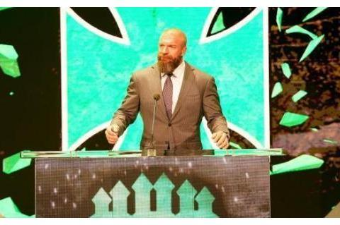 WWE HHH∶拳王泰森与前UFC冠军凯恩的到来对大家都有好处!