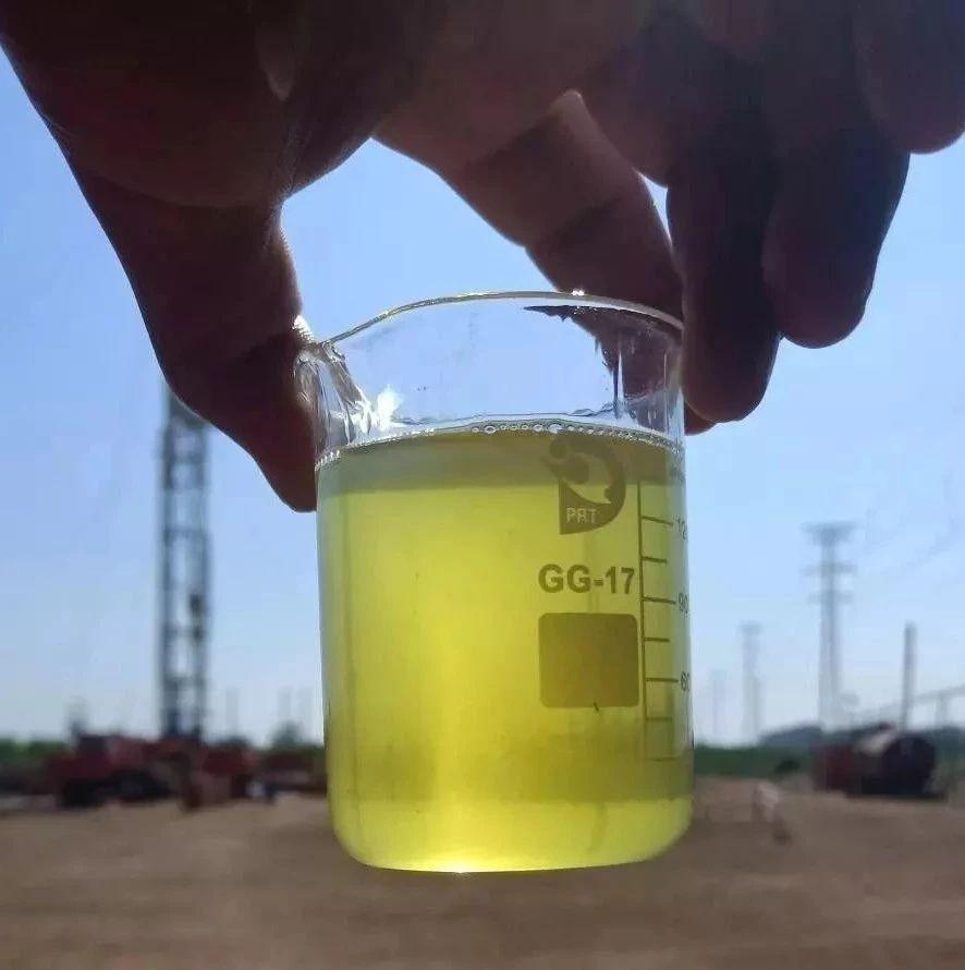 """【罕见】山东地下发现5亿吨""""天然汽油"""",可直接供发动机使用"""