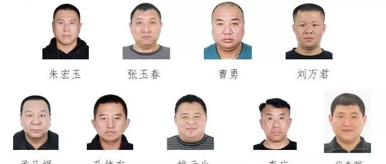 哈尔滨警方关于征集马宝太、马宝全、马东胜等人违法犯罪线索的通告