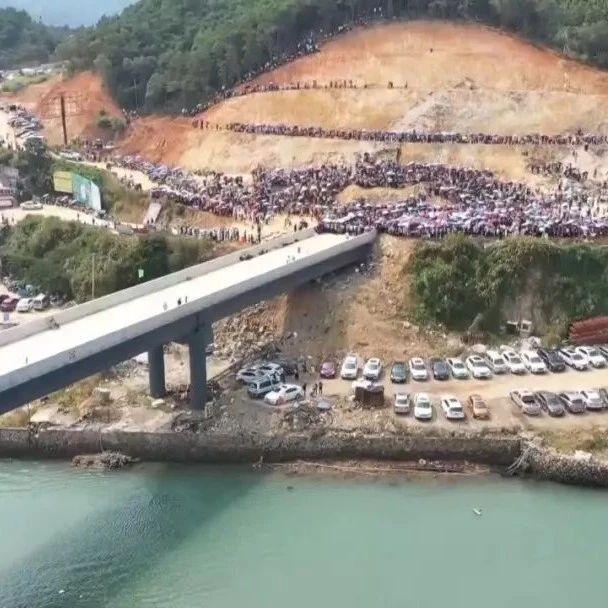 喜讯!全国第一座民建公助的跨海大桥——霞浦东安大桥通车!
