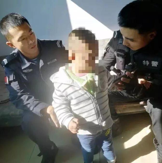 """【管用】为了给走失的孩子找父母,淄博警方用了这个""""妙招"""""""