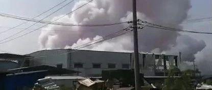 痛心!广西一化工厂发生爆炸 已致4人遇难