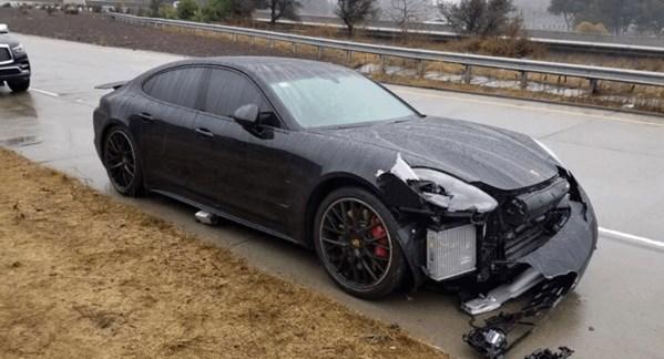 在美国撞了豪车会怎么样?