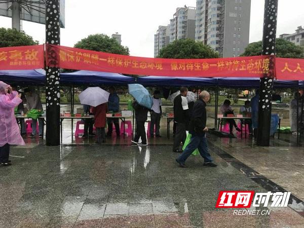 邵阳县渔政:一支水生态的保护神