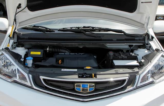 最划算的国产SUV远景X1 百公里油耗6.5L 仅要3.99万元
