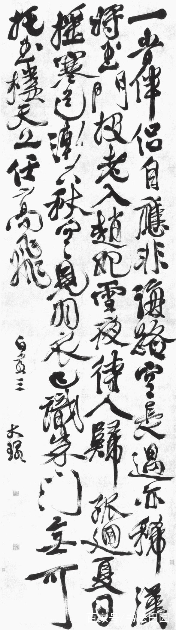 徐渭:破坏了笔法,但把明朝书法引向新的高峰