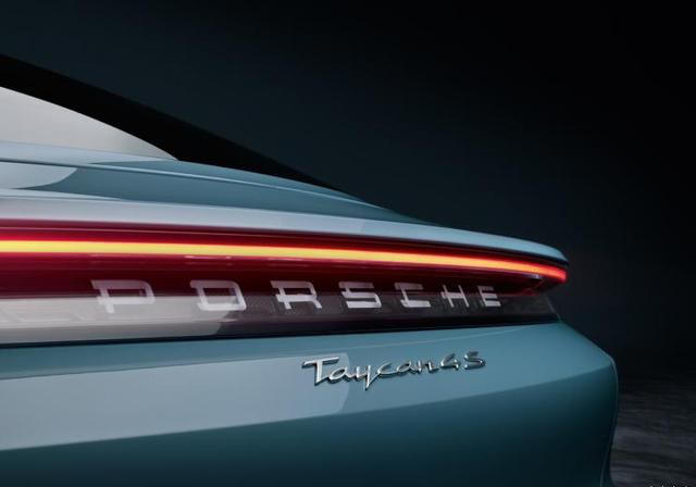 最大功率530马力 保时捷Taycan 4S发起预售