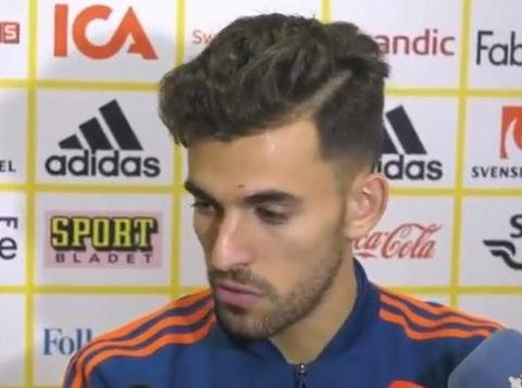 塞瓦略斯:想要参加欧洲杯,我还需要在阿森纳好好干