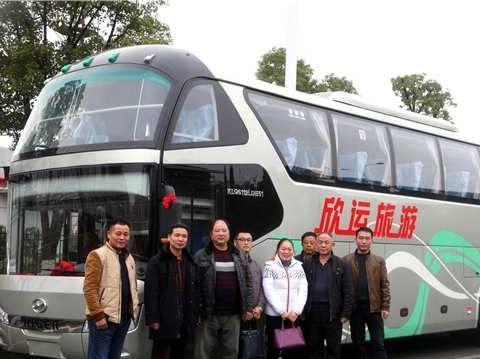 海格客车助力常德欣运打造精品旅游客运服务