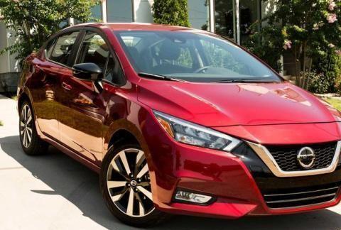 日产Versa,2020年款东方日产汽车,亲民的价格但又充满科技感?