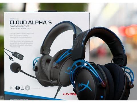 融合升级!这就是 HyperX Cloud Alpha S 游戏耳机