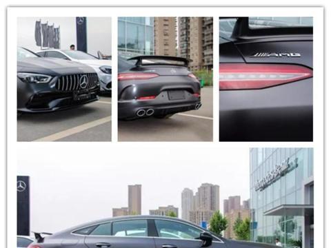 """是""""暴躁狂徒""""还是""""大众情人""""?奔驰AMG GT改装阀门排气"""