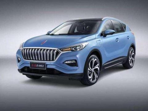 红旗即将推出其旗下首款纯电动SUV,设计感超强,颜值很高