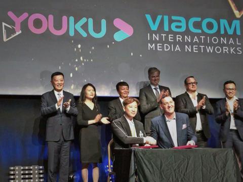 维亚康姆国际传媒集团与优酷启动《小鲁班》深度合作