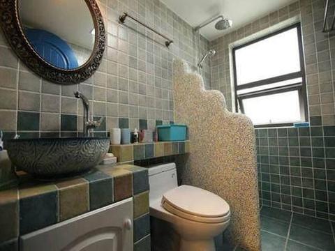 卫生间不要再装淋浴房了,现在盛行装这种,后悔我家发现晚了