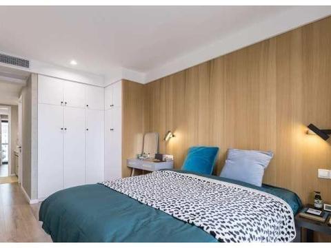 136㎡清新复式房,优雅格调,居住舒适,环境清爽