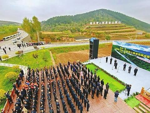 黄河一号、长城一号、太行一号旅游公路首批建成路段正式启用