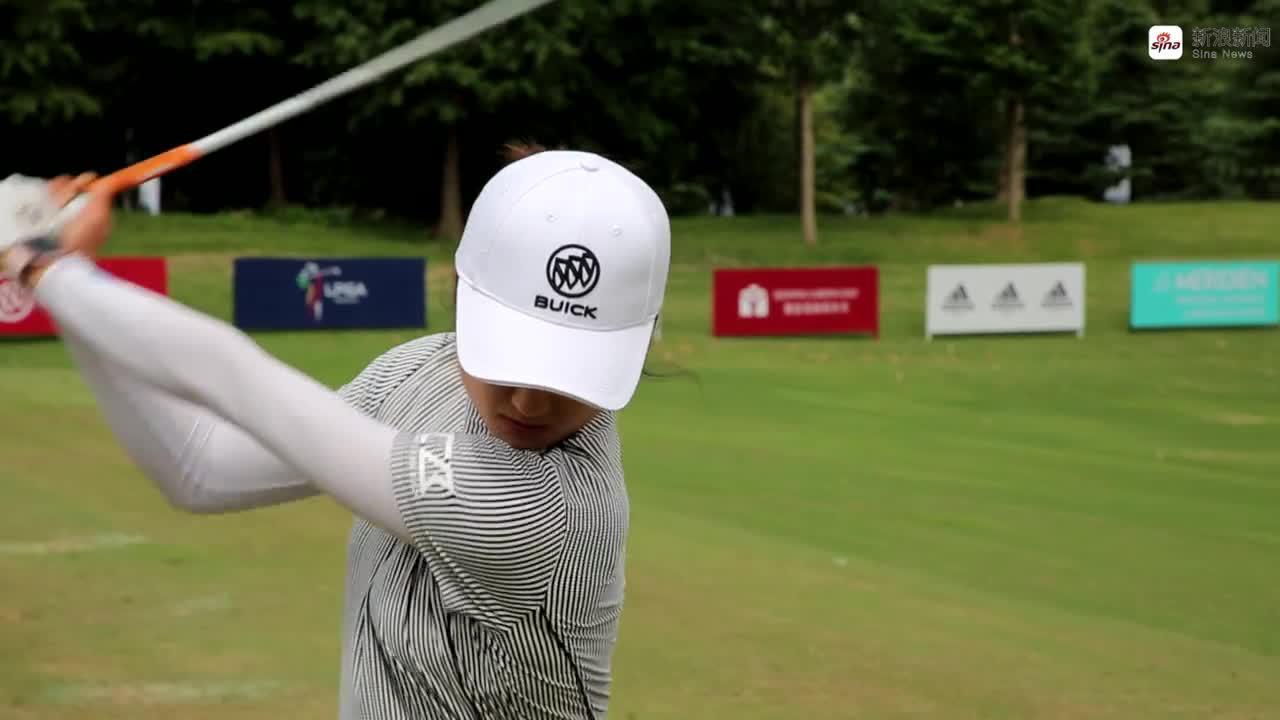 别克LPGA锦标赛探营