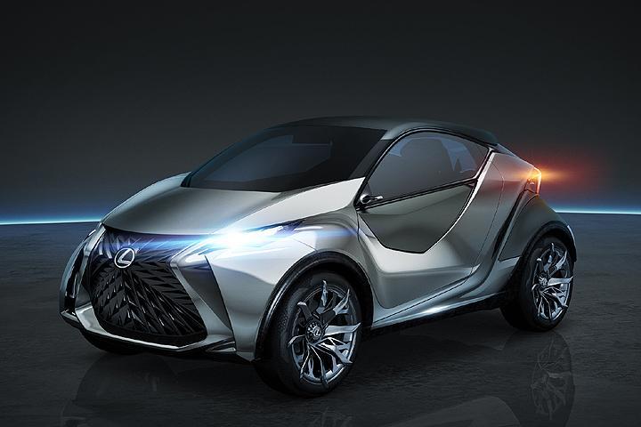 再过几天,雷克萨斯首款电动车登场,很可能就这么帅!