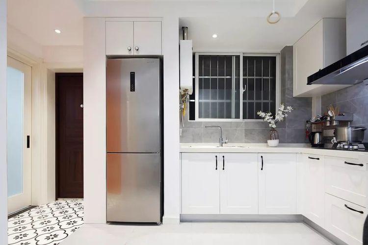 65㎡现代简约风两居室,合理规划布局,小面积也能塑造大空间!