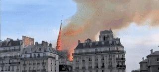 巴黎圣母院火灾将拍成剧集