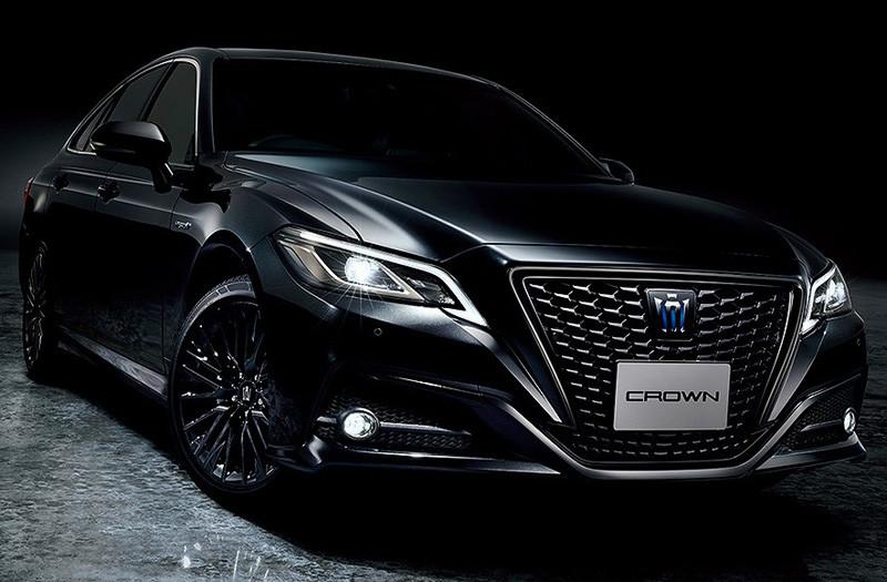 丰田皇冠Sport Style特别版车型在日本市场正式发布