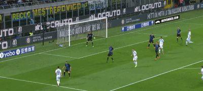 「意甲」米林科维奇制胜球 拉齐奥客场1比0国际米兰