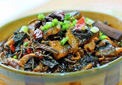 美食推荐:梅干菜烧鳗鱼,醋椒牛柳,番茄汁烧茄子,清新大拌菜